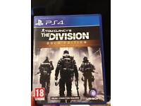 PS4 The Division Gold edition Swap?