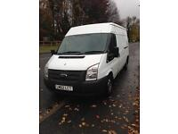 Ford transit 62 plate