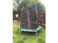 5ft childrens trampoline