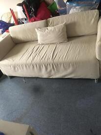 Beige Sofa 3-4 seater