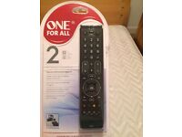 One For All Universal Remote Control