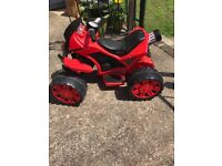 Kids Electric Quad Bike