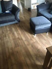 Wood Flooring Oak 36m2 Laminate