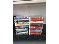 Bundle 2 of dvds