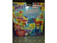 Jelly slush maker