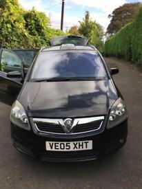 Vauxhall Zafira 2.2 16v Design special edition