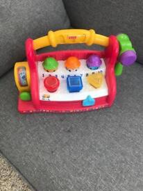 Fisher price tool station musical and learning