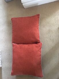 2 Large pillows from next