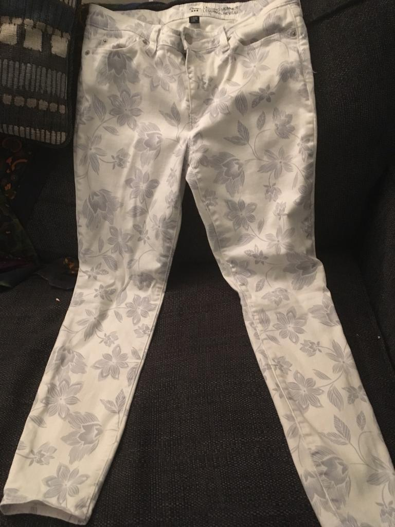 Size 14 GAP jeans - in as new condition