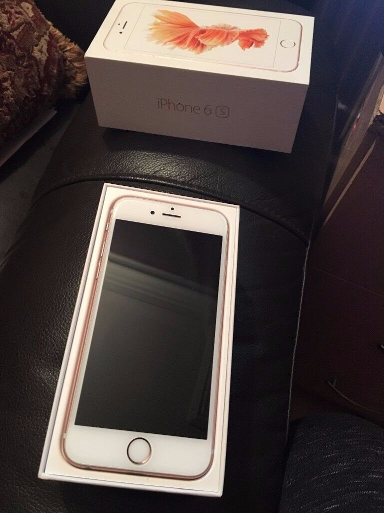 Iphone 6s EE