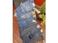 Mens jeans 32w 34L bulk deal job lot levis Replay