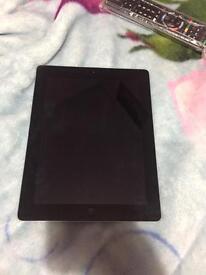 iPad 2 on iCloud activation screen