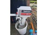 1996 johnson 6hp outboard