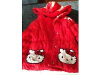 Hello Kitty Red Jacket