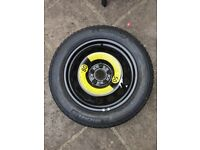 Unused Michelin 205/55 R16 Wheel for Skoda Octavia Hatch Black Edition 15 plate. Spare, never used.