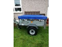 Daxara 106 4 ft trailer and accessories