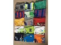 44 item boys clothing bundle age 3-4 (Next, Bench, John Rocha + more some BNWT) all good condition