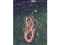 Caravan motorhome extension cable wire