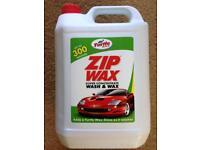 Turtle wax shampoo 5 litres