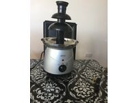 Chocolate Fountain 3 Tiers Excellent Condition