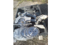 WICKES CORDLESS 140MM CIRCULAR SAW+ 7 NEW TCT BLADES AND DRILL DRIVER BOTH BARE BODY ONLY