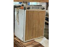 Caravan fridge