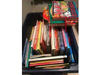 Children's books ~£10 the lot or can sell individually