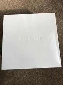 Apple Watch 38mm Stainless Steel BRAND NEW SEALED
