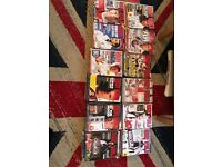 Must collect,rugby magazines .A must see make an offer