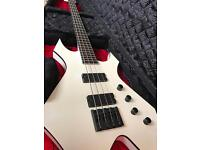 Used, BC Rich Warlock Bass. for sale  County Durham