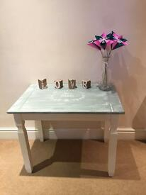 Upcycled Coffee table / side table