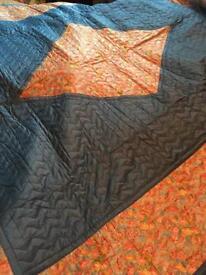 2 x Durham Comfy blankets *vintage antique*