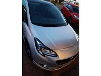 Vauxhall Corsa Limited Edition 1.2 2015, Silver, Alloy Wheels,Petrol,