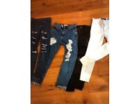 25+ Items of Girls Clothes, Fit Approx Age 9-11. Pull & Bear, Vans, A&F, Hollister