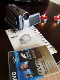 DVD camera