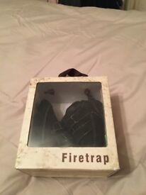 Baby Firetrap crib boots
