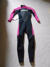 Genuine Animal wetsuit UK size 8