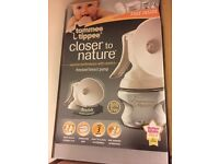 Tommie Tippee manual breast pump. Boxed.
