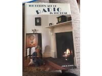 The golden age of Radio in the home book by John W Stokes vintage radios antrim
