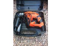 Heavy duty drill and case