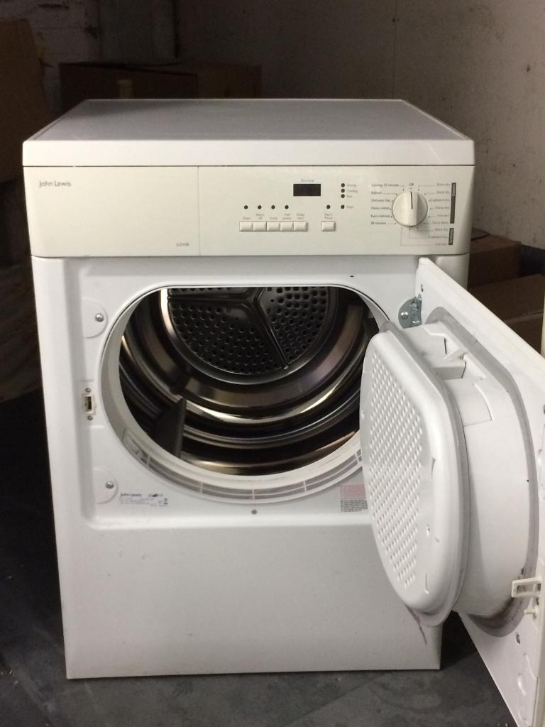 John Lewis Vented Tumble Dryer