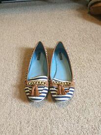 Ladies Deck Shoes