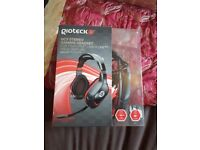 Ps4/3 xbox360/one/one s headset Gioteck