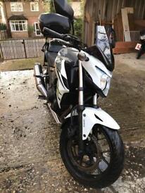 Honda CB500F Motorbike   (65 Reg) 2015