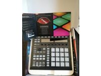 Native instruments Maschine Mk2 with software, boxed, Ableton Live, Logic, Samples, vst,house music