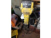 Bosch breaker. Kango. Concrete breaker. Jack hammer