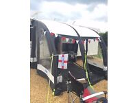 Kampa Rally Air Pro 260 Awning As New