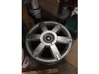 "16"" Ford Alloy Wheel x2"