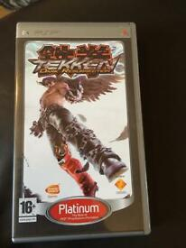 Tekken Dark Resurrection PSP game