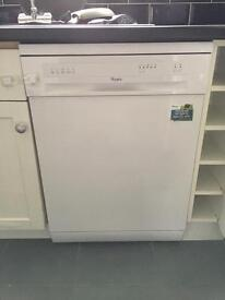 Whirlpool dishwasher only 6 months old